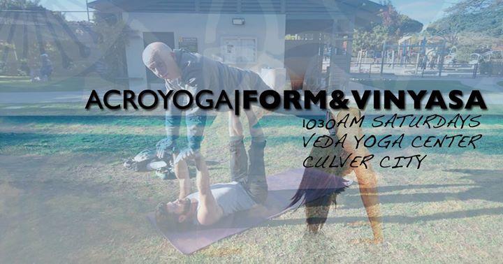 AcroYoga - Form & Vinyasa