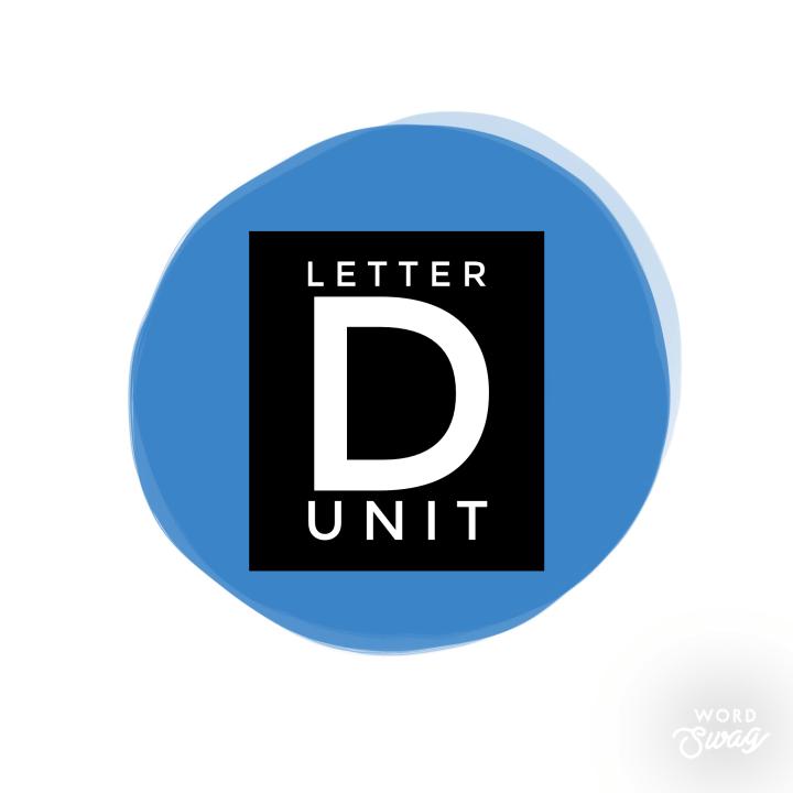 Letter D Unit
