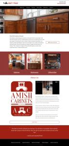 New Site: Amish Cabinets of Denver Website