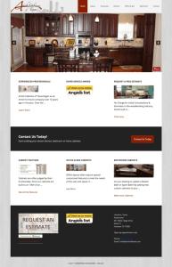 Old Site: Amish Cabinets of Denver