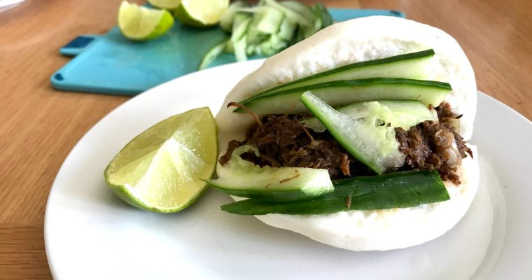 How To Make Beef Bao Buns