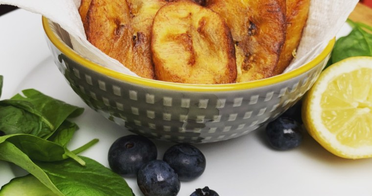 Recipe For Fried Plantain