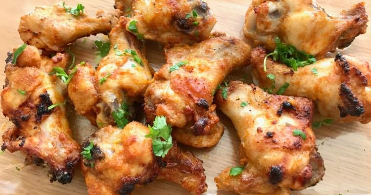Easy Chicken Wings Marinade