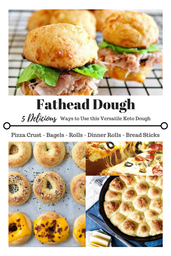 fathead dough recipes