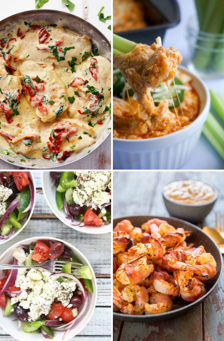 keto winter meal plan