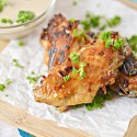 French Onion Chicken Wings
