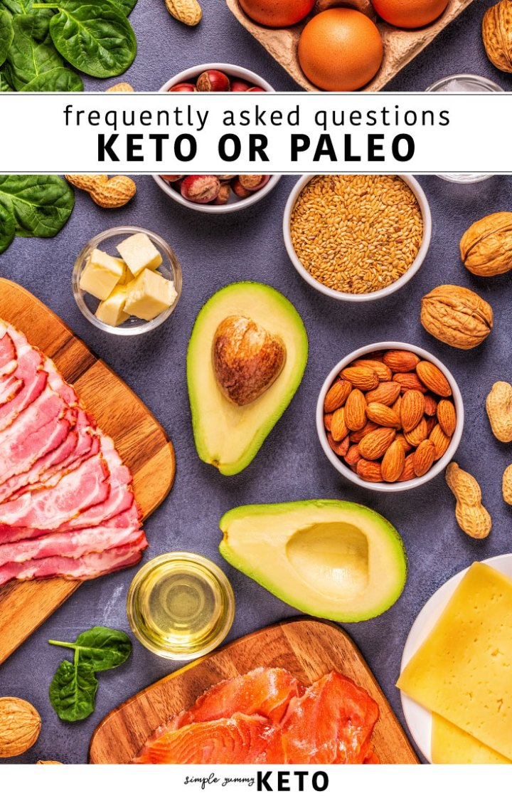 keto compared to paleo, breaking down the differences between these two popular lifestyles