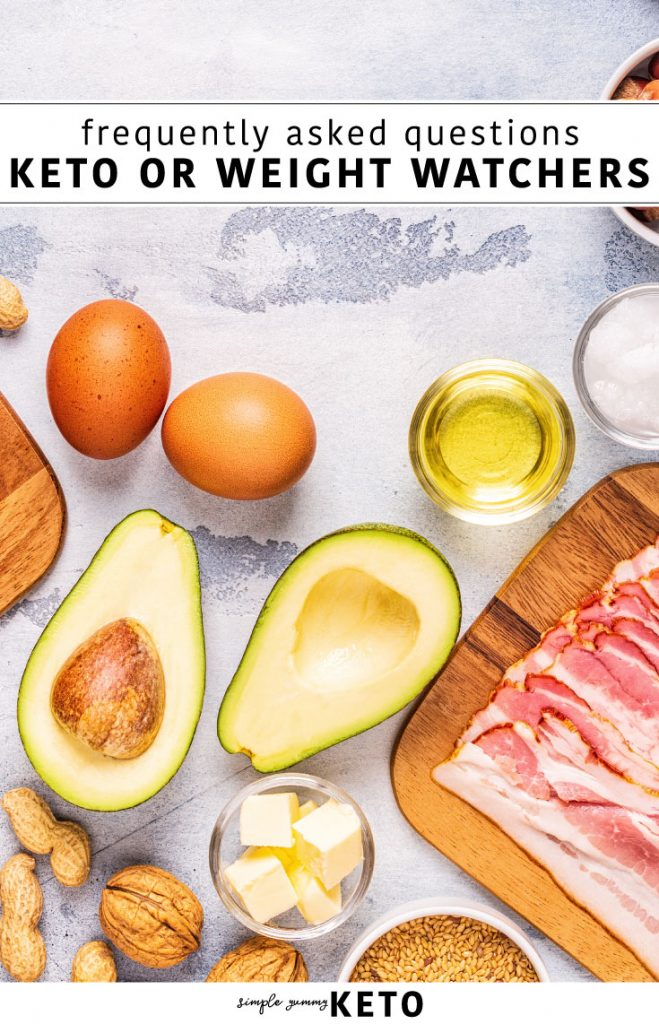 Keto Compared To Weight Watchers - Simple Yummy Keto