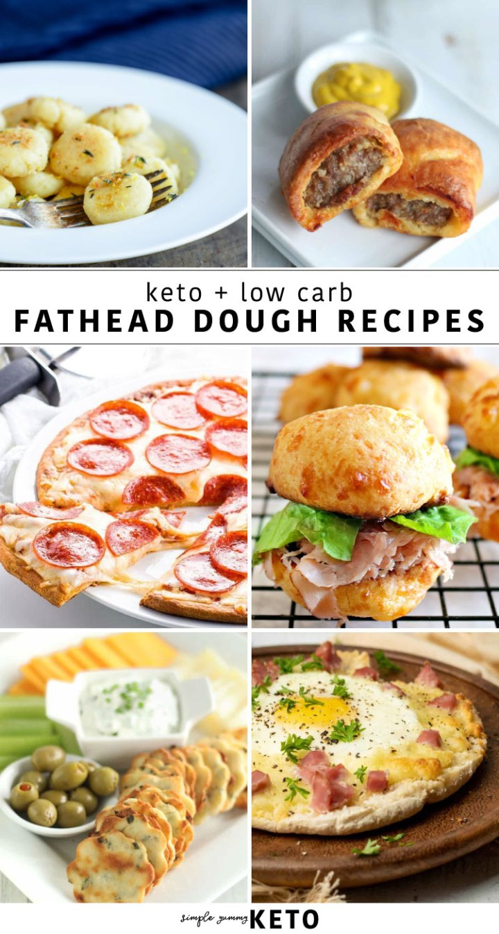 what to make using fathead dough