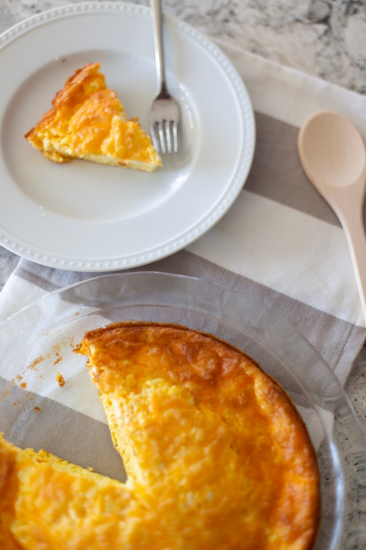 keto egg and cheese quiche recipe that the entire family will love
