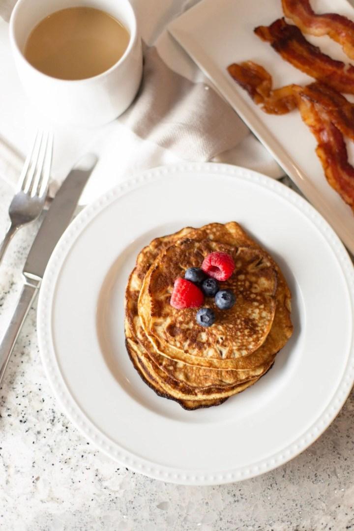 easy keto pancake recipe