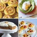 Keto & Low Carb Brunch Recipes