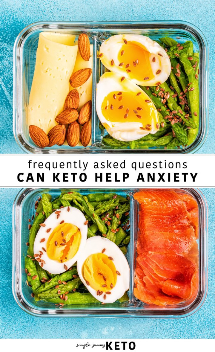 can a ketogenic diet help anxiety