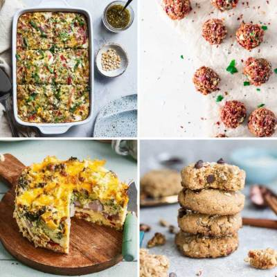 20 Keto Breakfast Recipes