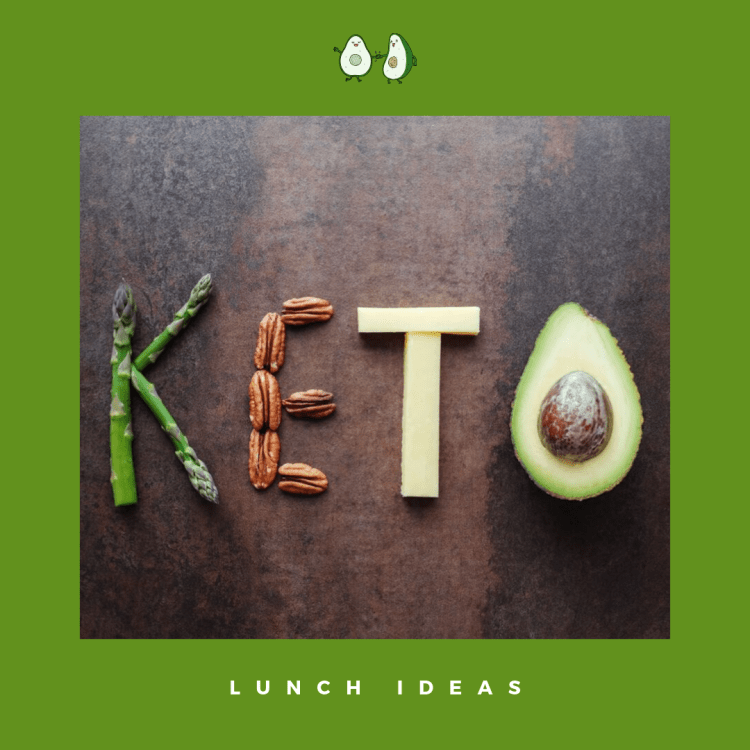keto and low carb lunch ideas to pack for kids and adults