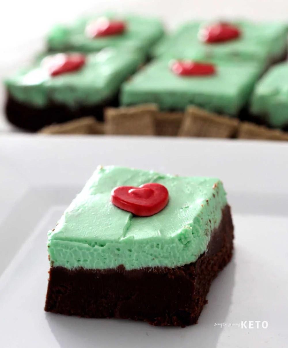 festive Keto Christmas dessert recipe