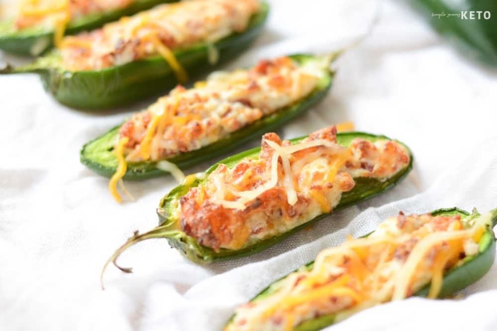 air fryer or oven jalapeño poppers