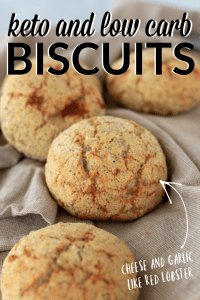 keto and low carb biscuit recipe