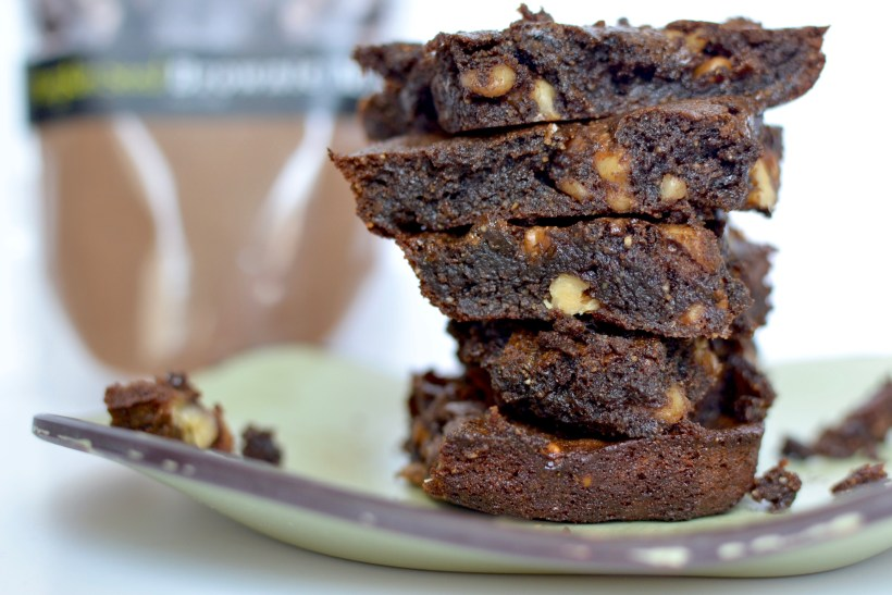 gluten-free brownies | paleo | refined sugar free | grain free