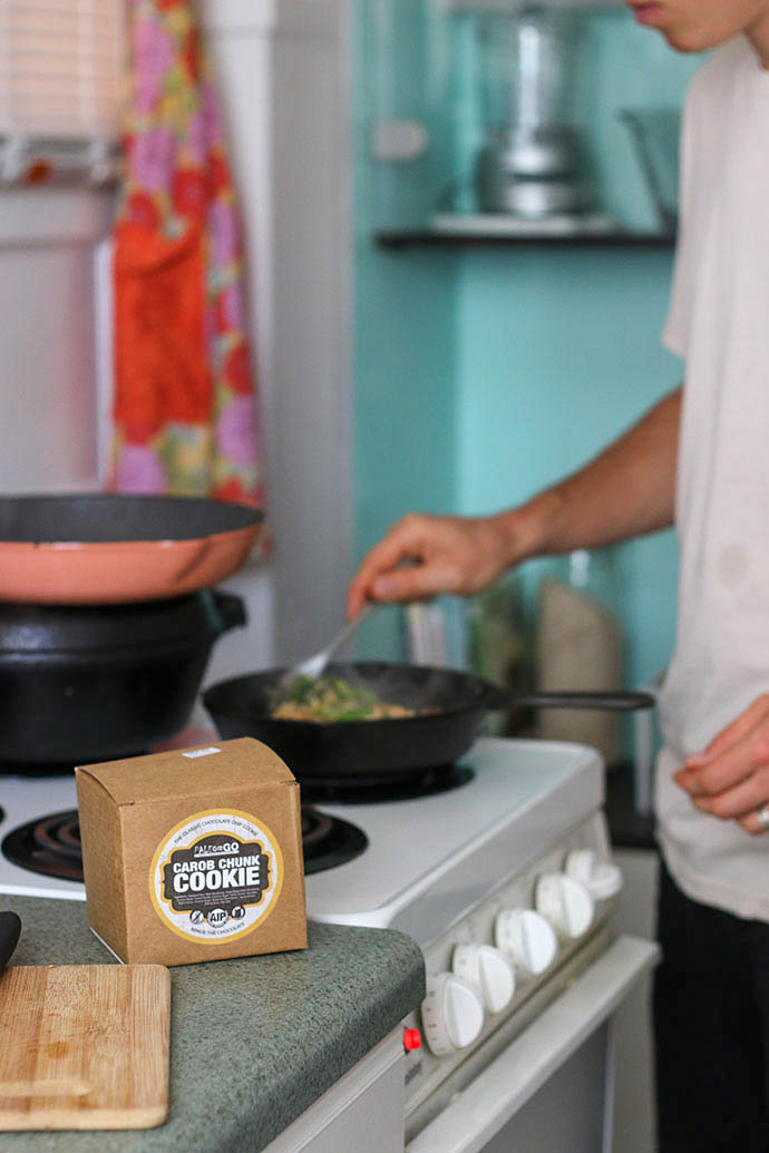 organic paleo meal delivery cooking