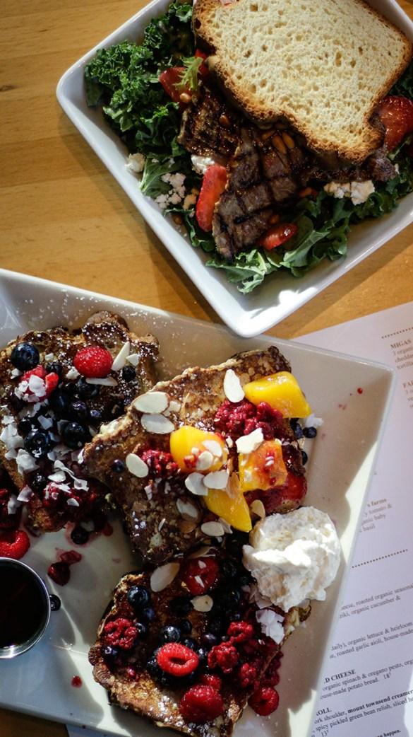 seattle organic restaurant - gluten free