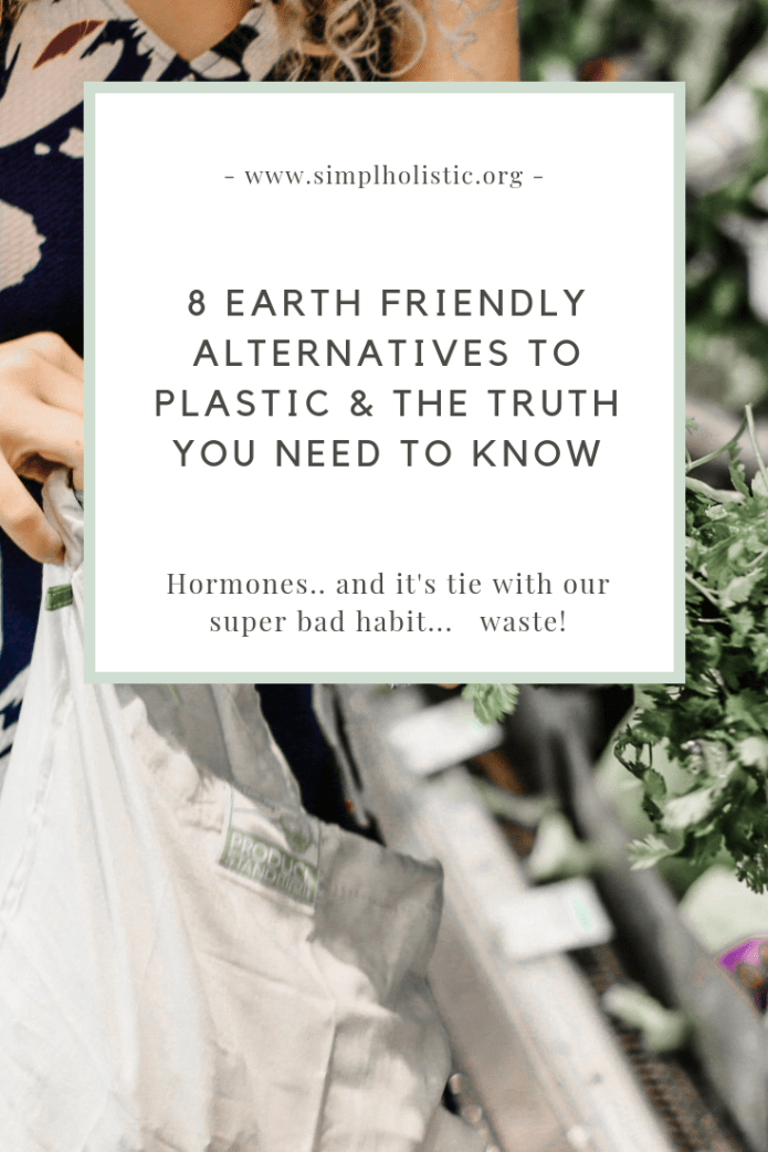 8 earth friendly alternatives to plastic & why you need to get on board, NOW.