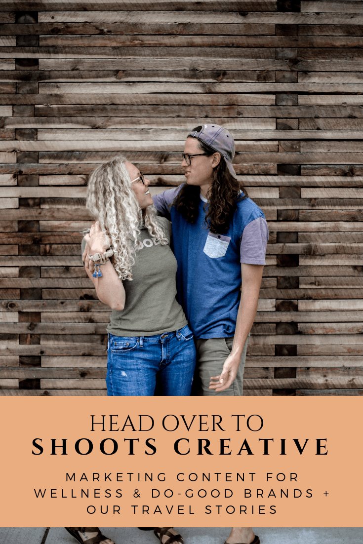 Shoots Creative Content | Wellness Content Creation | Video and Photography