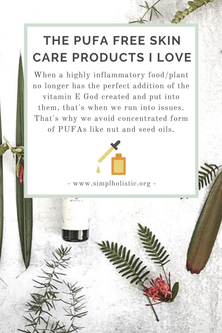 Pufa free skin care products from Kossma Beauty