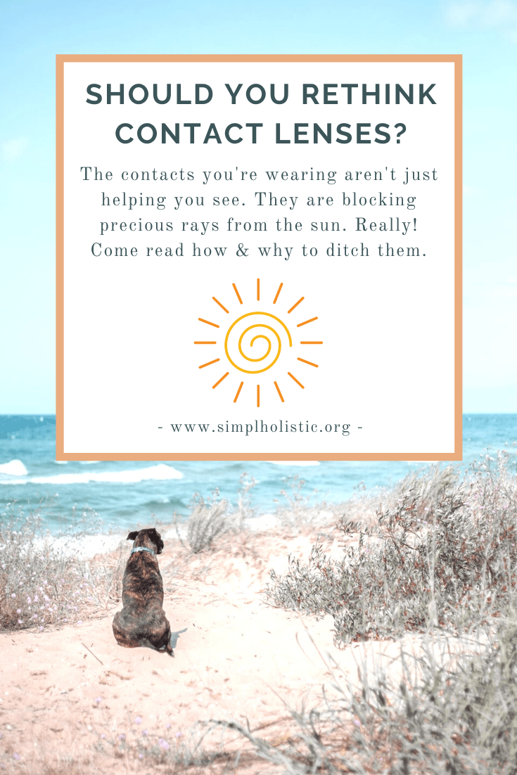 how contacts can affect our hormones