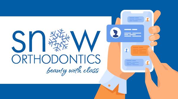 Live Chat Case Study: Snow Orthodontics