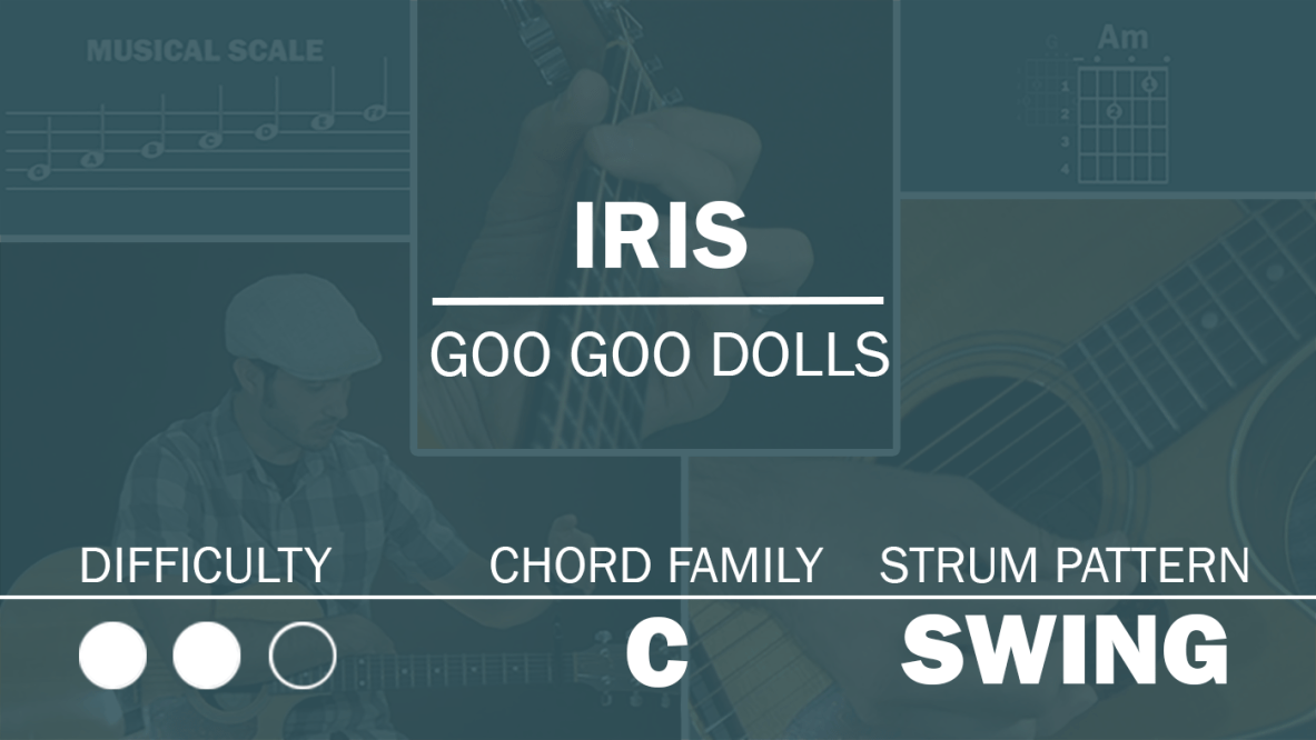 Iris Archives Simplified Guitar