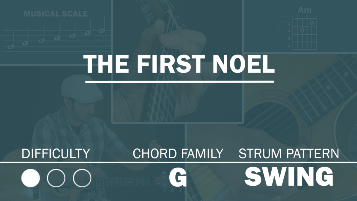 The First Noel Archives Simplified Guitar