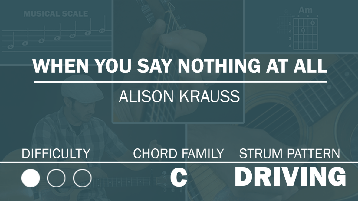 Alison Krauss Archives Simplified Guitar