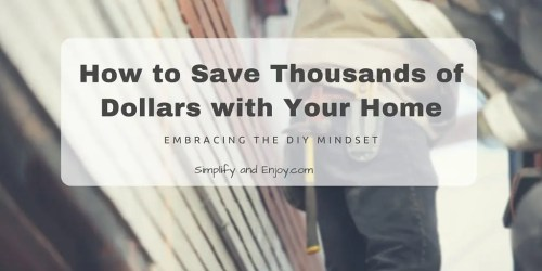 How to Save Thousands of Dollars with Your Home