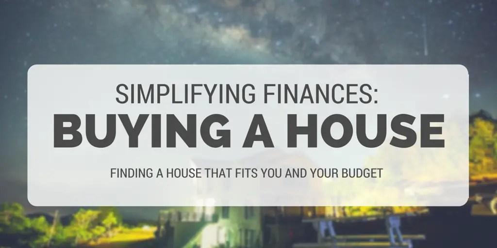 buying a house simplify enjoy