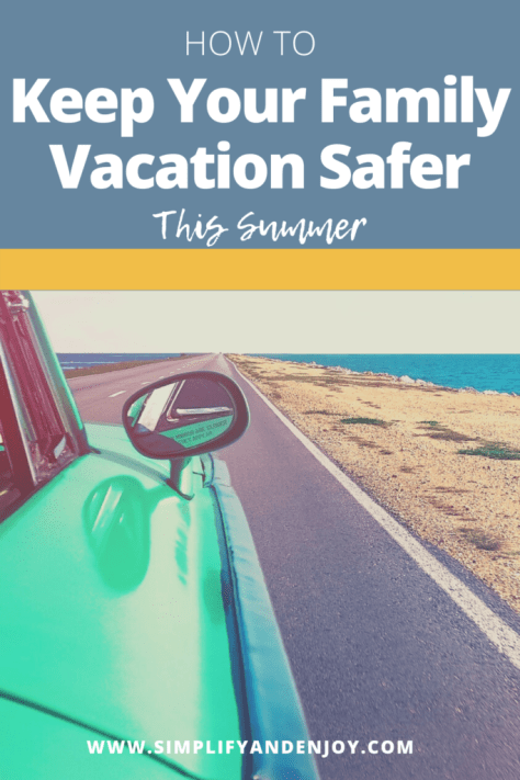 For most families, the school year is over and after being home for months, there's this desire to get out and explore. However, with coronavirus cases growing, many families are wondering, can we have a safe summer getaway? Today we'll see how!  #family #travel #podcast