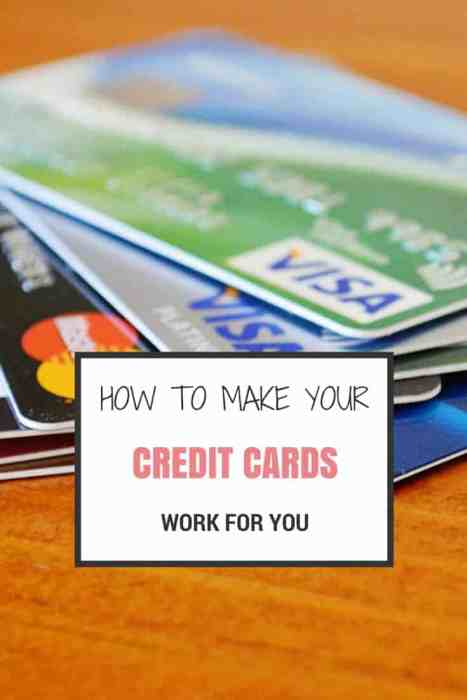 how to make credit cards work for you simplify create inspire. Black Bedroom Furniture Sets. Home Design Ideas