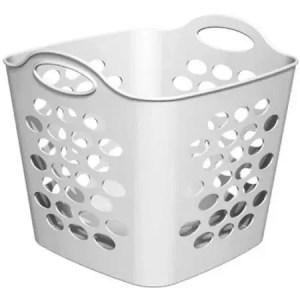 Mainstays Flex Square Laundry Basket