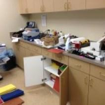 Work Room - Before