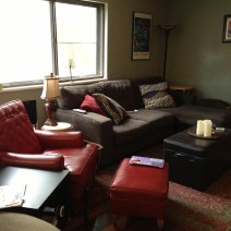 family room - after 1