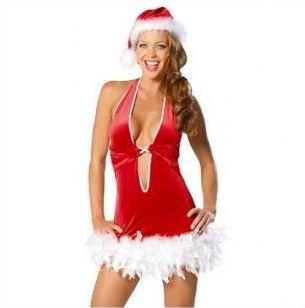 Crăciuniță sexy