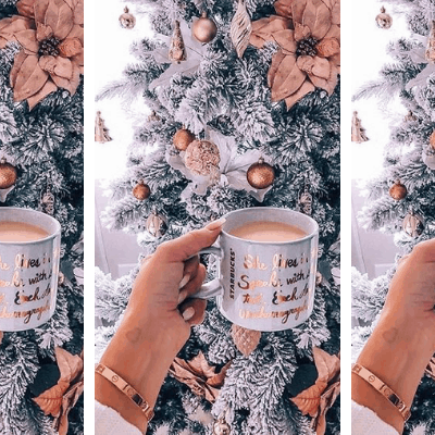 11 Insanely Festive Dorm Christmas Decorations That Will Transform Your Room