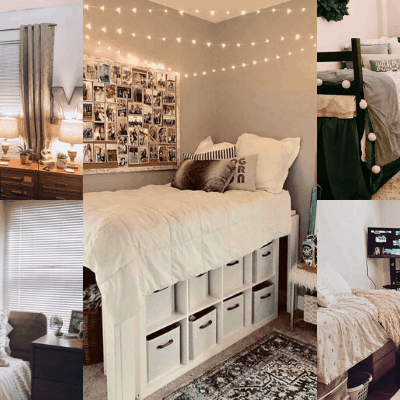20 Pinterest-Worthy Dorm Room Ideas That Will Make Your Friends Jealous