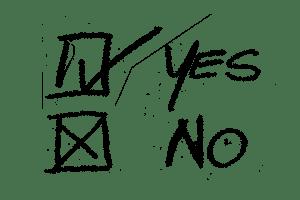 pixabay yes no