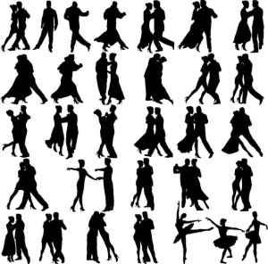 dance tango masculine feminine pixabay