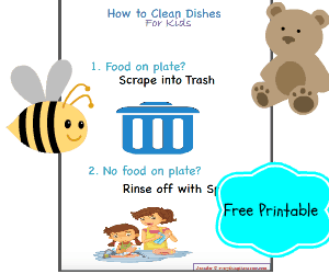 Freebie for Kids from Parents