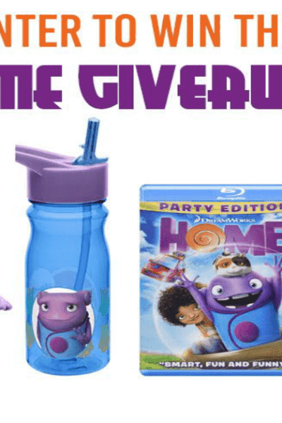 Home Adventures of Tip & Oh on Netflix Prize Pack Giveaway