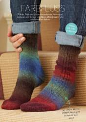 Strickanleitung Socken Simply Stricken 0615