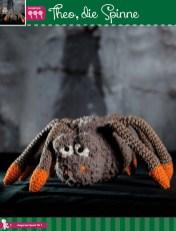 Theo die Spinne – Fantastische Häkelideen Monster Amigurumi Vol. 5