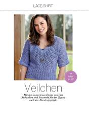 Strickanleitung Lace Shirt in Flieder Simply Stricken 0316